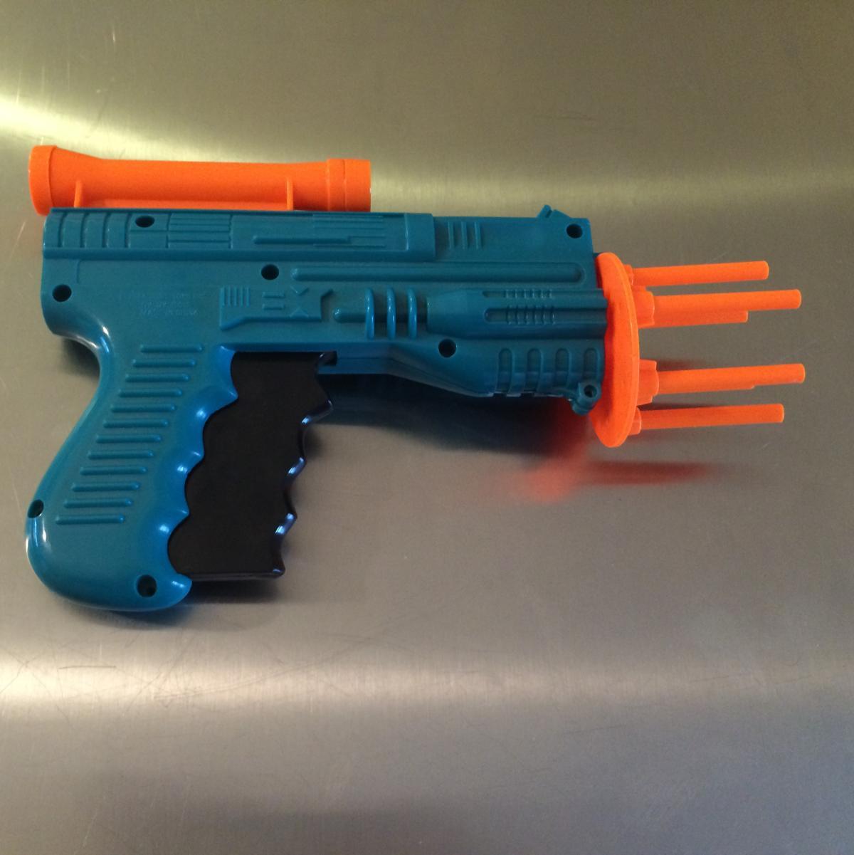 How to Convert a Paintball Gun Into a High Powered Nerf Gun