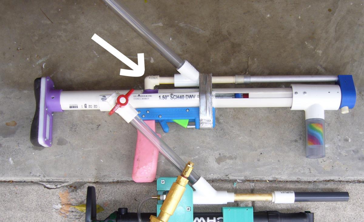 rscb clip bullpup nerf blaster shell homemades nerfhaven