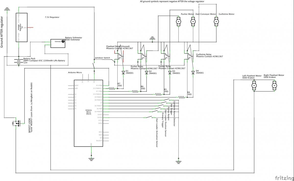 auto coil wiring diagram infinus inspired by tr-27 gryphon/rs mod - modifications ... gryphon wiring diagram